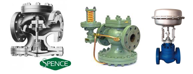 valve steam pressure regulators