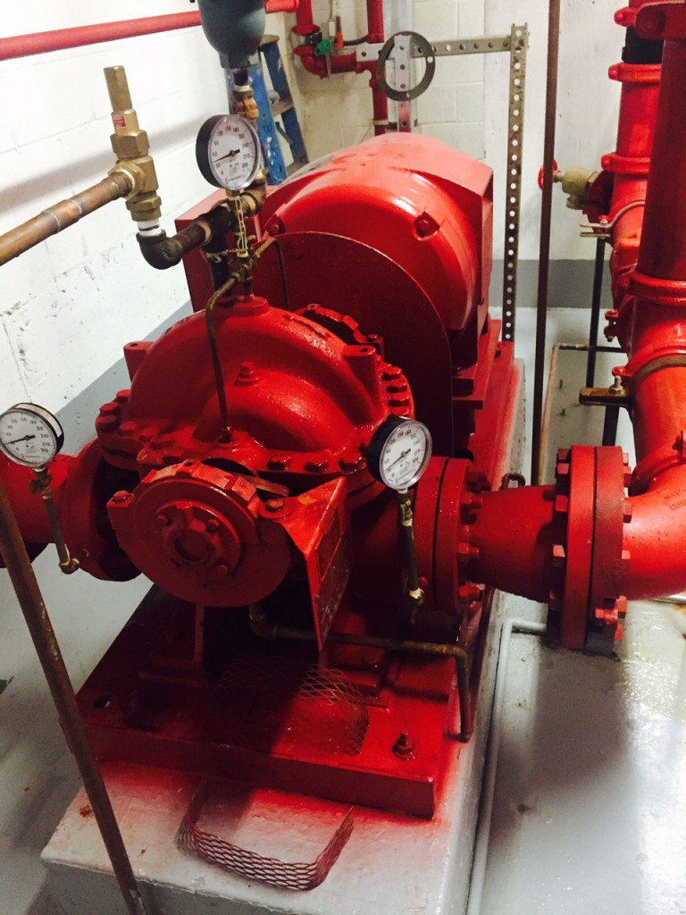 Main Fire Pump
